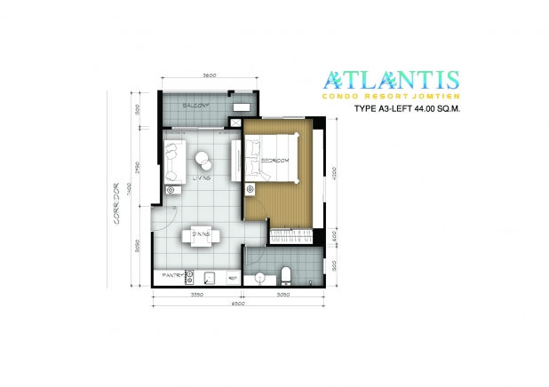 Atlantis Condo Resort - Атлантис