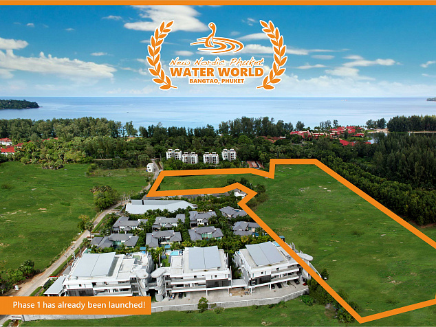 New Nordic Phuket Water World - Ватер Ворлд Пхукет